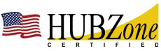 HUB Zone Certified logo